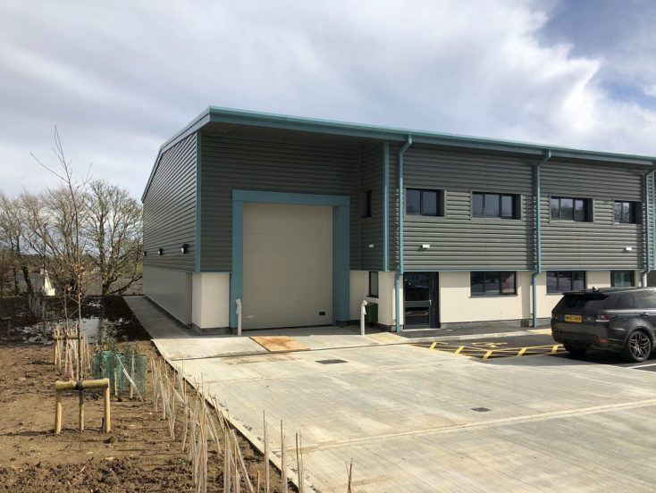 Unit D1 Church View Business Park, Bickland Water Road, Falmouth,  TR11 4FZ