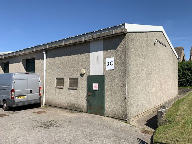 Unit 3C, Penbeagle Industrial Estate, St. Ives  TR26 2JH