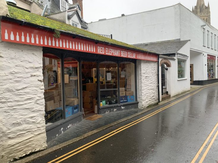 Shop/Studio/Office/Store,  4 Quay Street, Truro, TR1 2HB