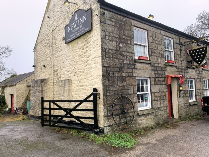 The New Inn, Wendron, Helston, TR13 0EA