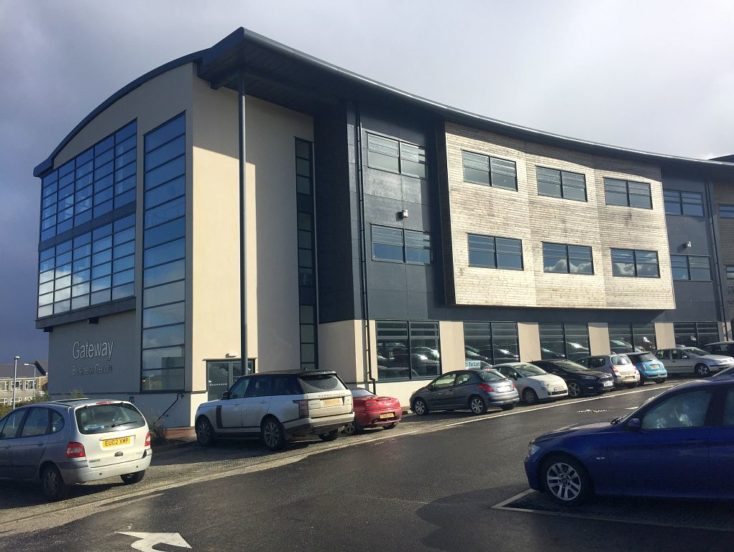 Suite 1B(A), Gateway Business Centre, Barncoose, Redruth  TR15 3RQ