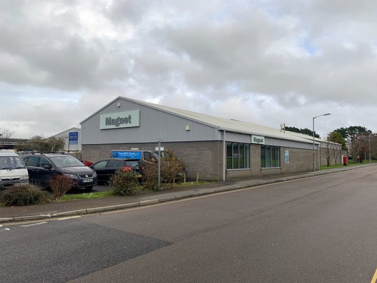 Unit 1, Oak Lane, Treliske Industrial Estate, Truro  TR1 3LP