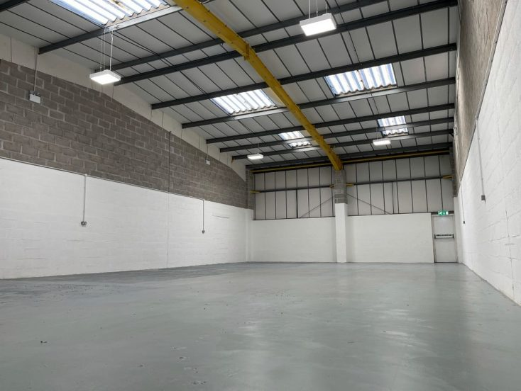 Unit 7, Wren Units, Treliske Industrial Estate, Treliske, Truro  TR1 3LP